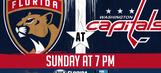 Florida Panthers at Washington Capitals game preview