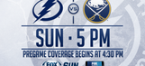 Buffalo Sabres at Tampa Bay Lightning game preview