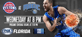 Detroit Pistons at Orlando Magic game preview