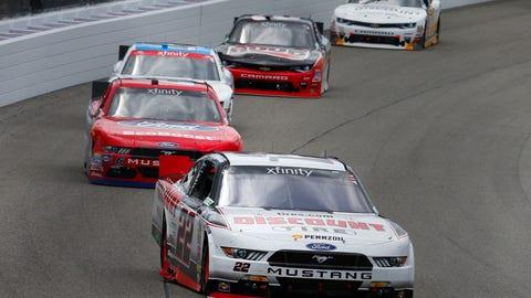 Richmond International Raceway, April 29