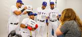 Texas Rangers 2017 Media Day