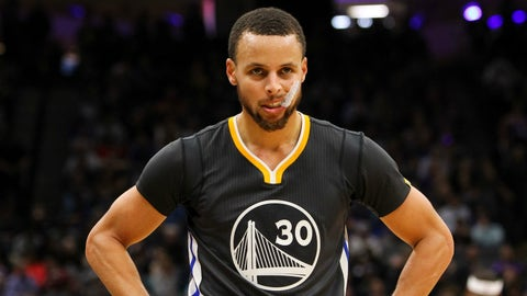 Steph Curry responds to Under Armour CEO's comments about Donald Trump
