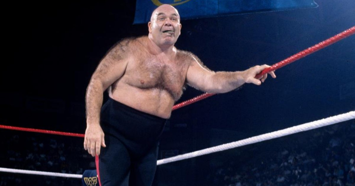 WWE stars pay tribute to George 'The Animal' Steele