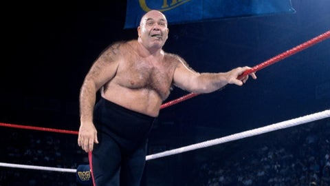 George (The Animal) Steele dies at age 79