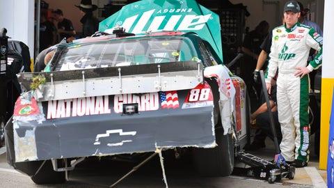 Dale Earnhardt Jr., Daytona, 2011