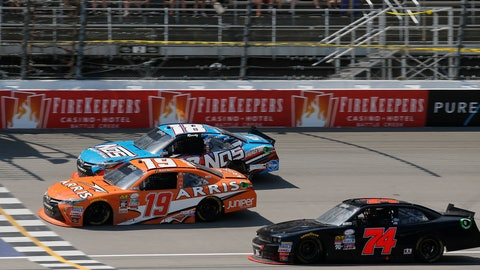 Michigan International Speedway, June 17