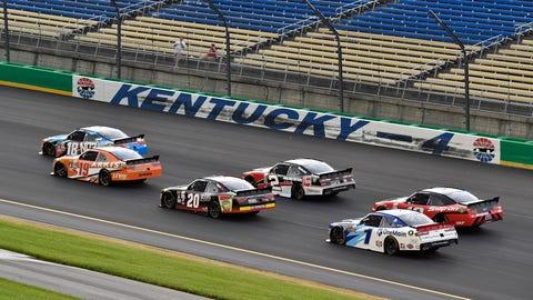 Kentucky Speedway, July 7