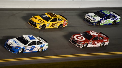 Journalism Awards for NASCAR-Daytona International Speedway news coverage by Henry Frederick