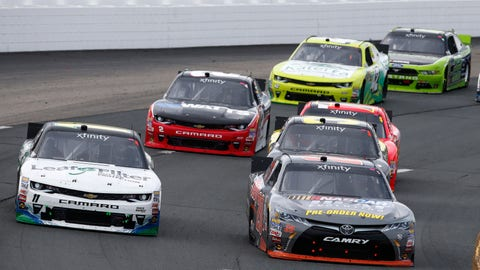 New Hampshire Motor Speedway, July 15