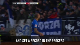 Terrence Boyd sets a new record for U.S. Soccer