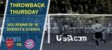 Throwback Thursday: Arsenal vs. Bayern Munich, 2013 Champions League Round of 16