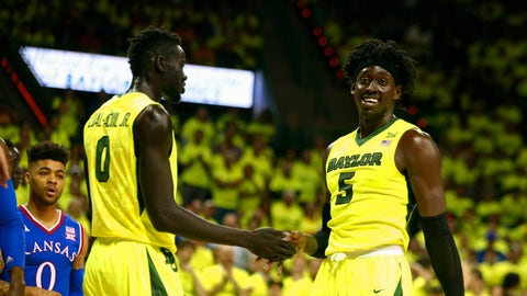 Baylor is good enough to win the national title