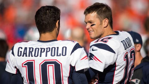 Cowherd: Garoppolo has proven that he's a rare commodity