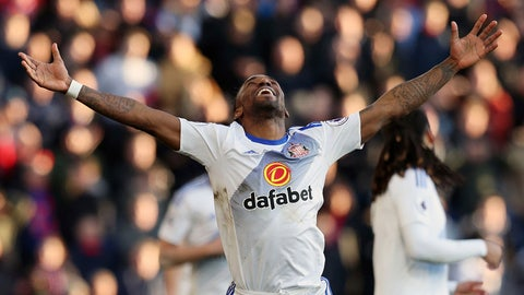Saturday: Sunderland vs. Southampton
