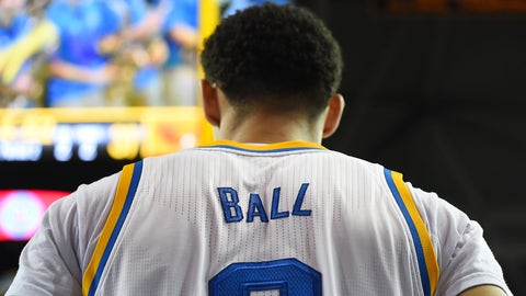 Colin Cowherd: We don't know how Lonzo Ball and his brothers are reacting