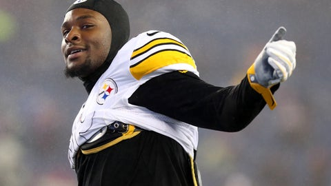 Steelers place franchise tag on Le'Veon Bell
