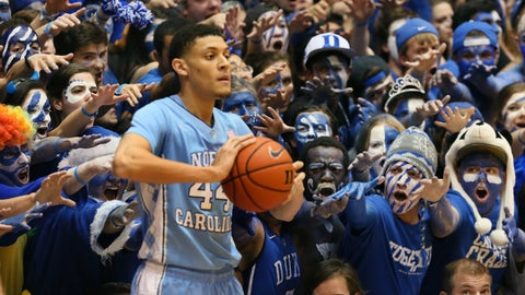 What Time & TV Channel Is the UNC vs. Duke Game on Tonight?