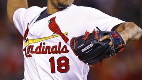 Cardinals: Carlos Martinez