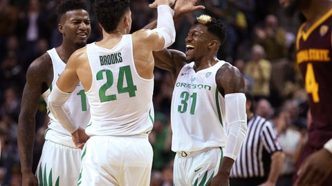 Oregon Rains Sixteen Three-Pointers On Arizona, Ducks Drop Wildcats