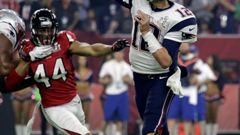 10 game-winning drives in the postseason – most all-time