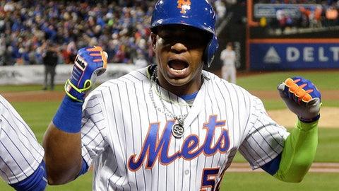 Cuba (Campechuela): Yoenis Cespedes, OF, New York Mets
