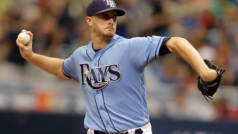 Souza Belts A Pair Of Homers, Rays End Three Game Skid