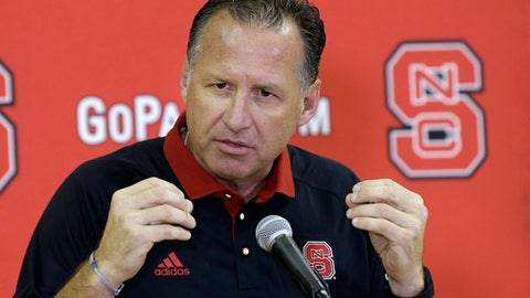 Mark Gottfried fired at NC State, will coach remainder of season