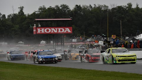 Mid-Ohio Sports Car Course, Aug. 12