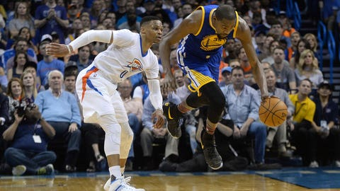 Oklahoma City Thunder Game Recap: Running Out of Gas