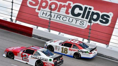 Darlington Raceway, Sept. 2