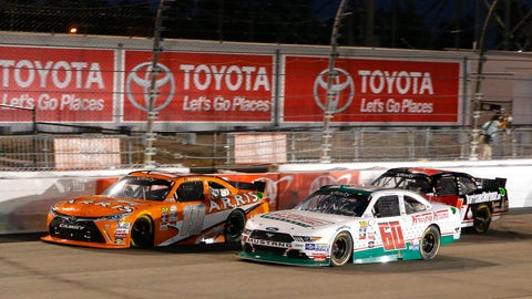 Richmond International Raceway, Sept. 8