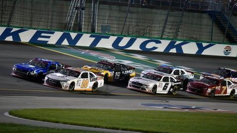 Kentucky Speedway, Sept. 23 – Round of 12