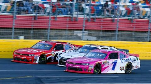 Charlotte Motor Speedway, Oct. 6 – Elimination Race