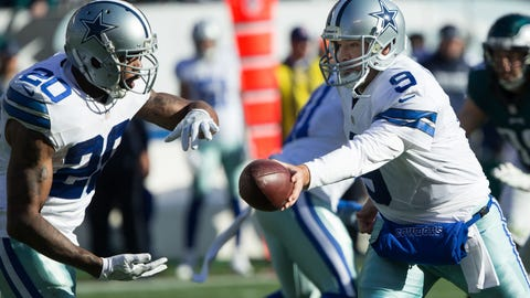Shannon: Tony Romo's 2014 season has grossly overinflated his value