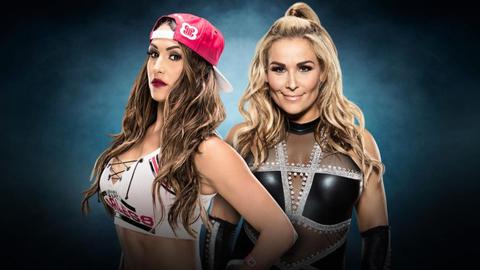 Nikki Bella vs. Natalya