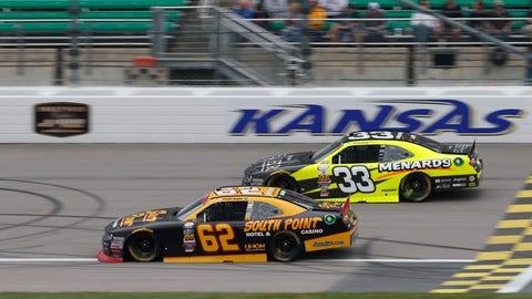 Kansas Speedway, Oct. 21 – Round of 8