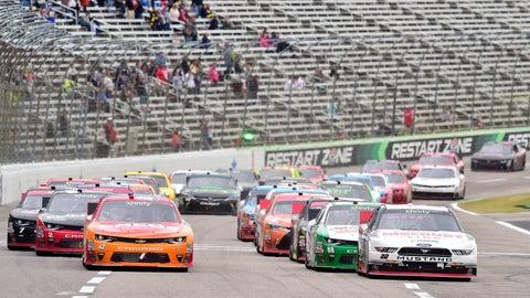 Texas Motor Speedway, Nov. 4