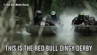 The Red Bull Dingy Derby is a Race Like no Other
