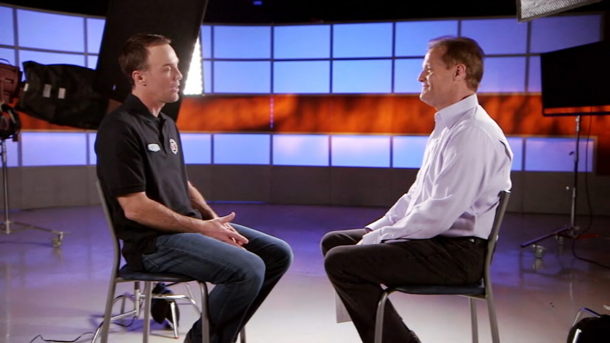 Kevin Harvick 1-on-1 with Kenny Wallace