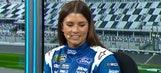 Danica Patrick Interview at Daytona Media Day | NASCAR RACE HUB
