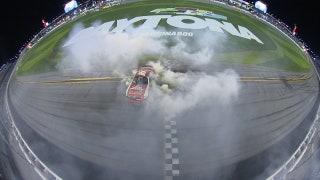 Ryan Reed Holds off Kasey Kahne to Win at Daytona   2017 NASCAR XFINITY   NASCAR ON FOX