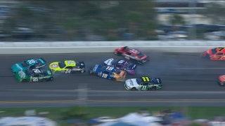 The Big One Strikes Again at Daytona | 2017 NASCAR XFINITY | NASCAR ON FOX