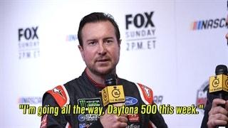 Kurt Busch Calls Daytona 500 Win