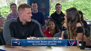 J.J. Watt Talks His Brand, Missing Games and Brock Osweiler