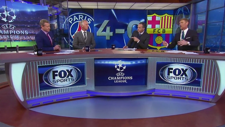 Alexi Lalas: Don't just blame Barcelona, give PSG some credit