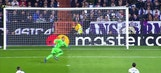Insigne's long range effort gives Napoli the lead | 2016-17 UEFA Champions League Highlights