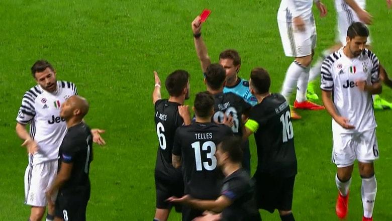 FC Porto vs. Juventus   2016-17 UEFA Champions League Highlights