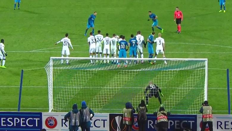 Zenit St. Petersburg vs. Anderlecht | 2016-17 UEFA Europa League Highlights
