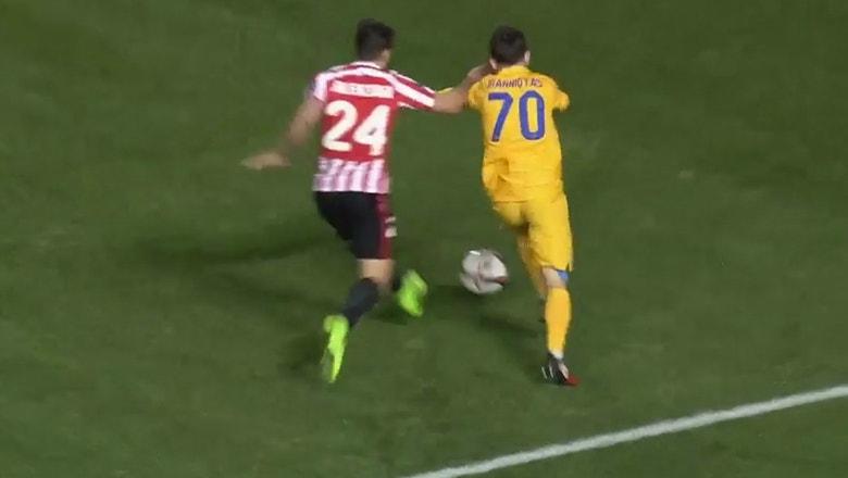 APOEL vs. Athletic Bilbao   2016-17 UEFA Europa League Highlights