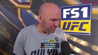 Dana White calls Holmde Randamie matchup 'underrated', talks UFC 208 | UFC ON FOX